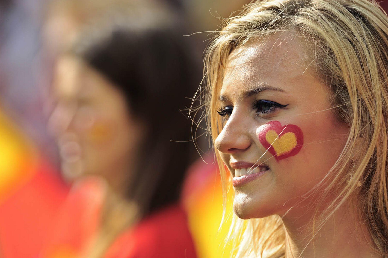 Фото самых красивых голых девушек испании 1 фотография