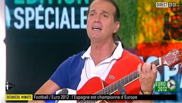Euro 2012 : le meilleur de Francis Lalanne