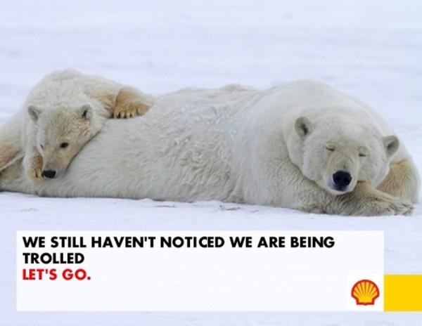 La campagne social-media de Shell tourne au désastre