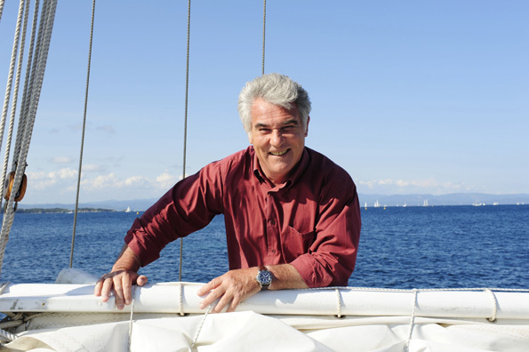 18 photos de Georges Pernoud sur un bateau