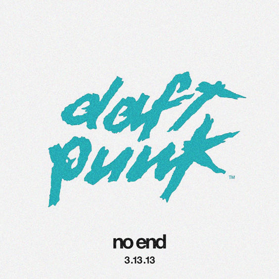 Rumeurs : Daft Punk &#8211; No End