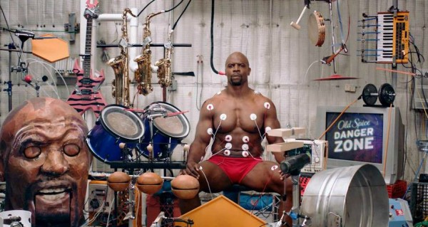 Old Spice : Muscle Music