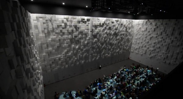 The Hyper-Matrix Cube Wall